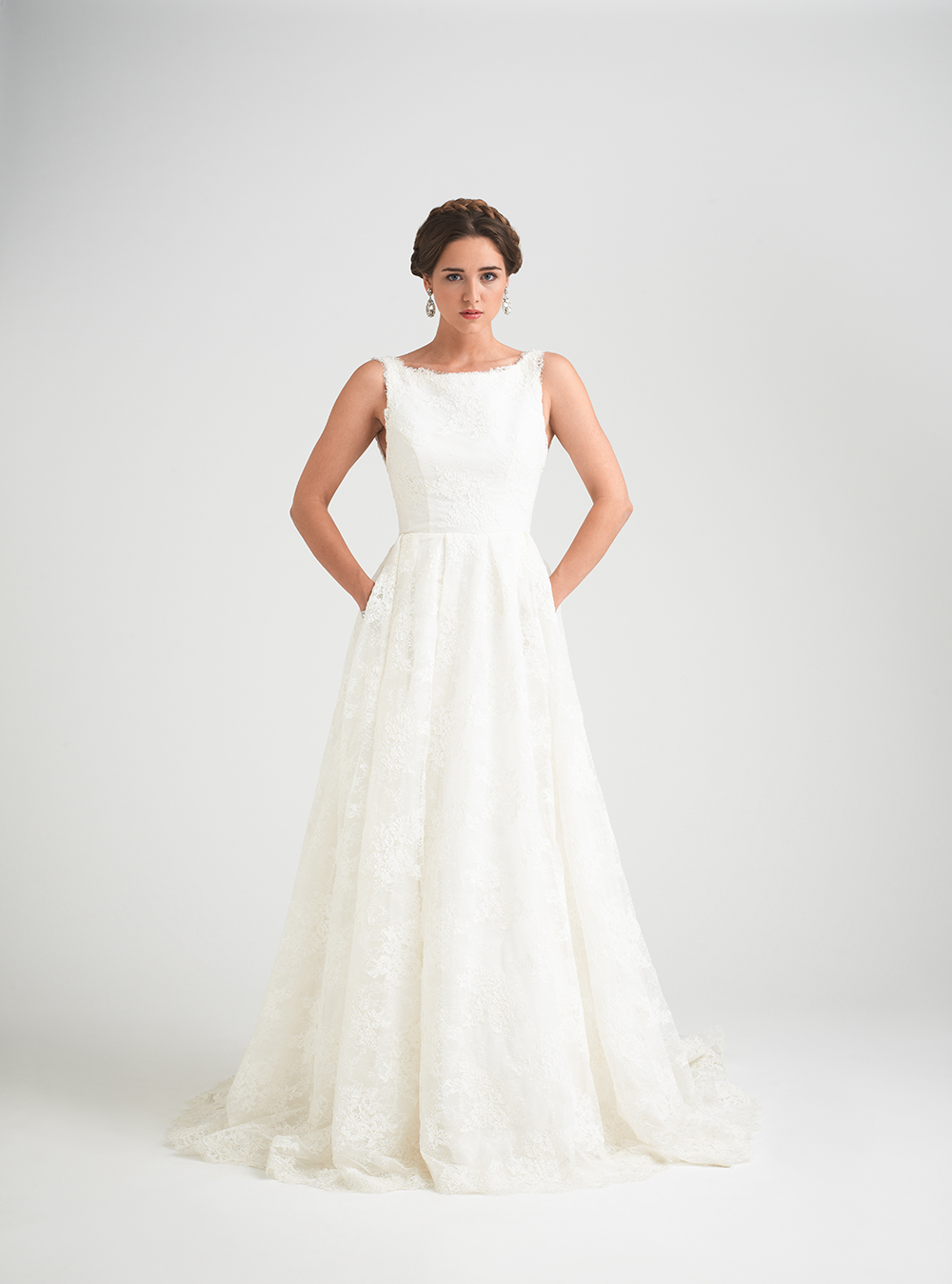 Lace Wedding Dress Trends and Styles | Caroline Castigliano