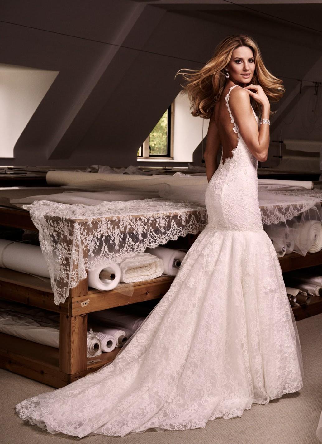 Finding the right wedding dress for your body   Caroline Castigliano