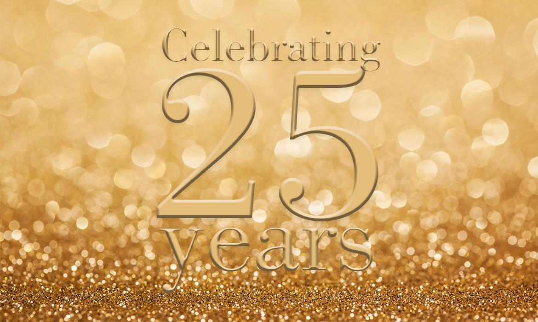 25 years with Caroline Castigliano