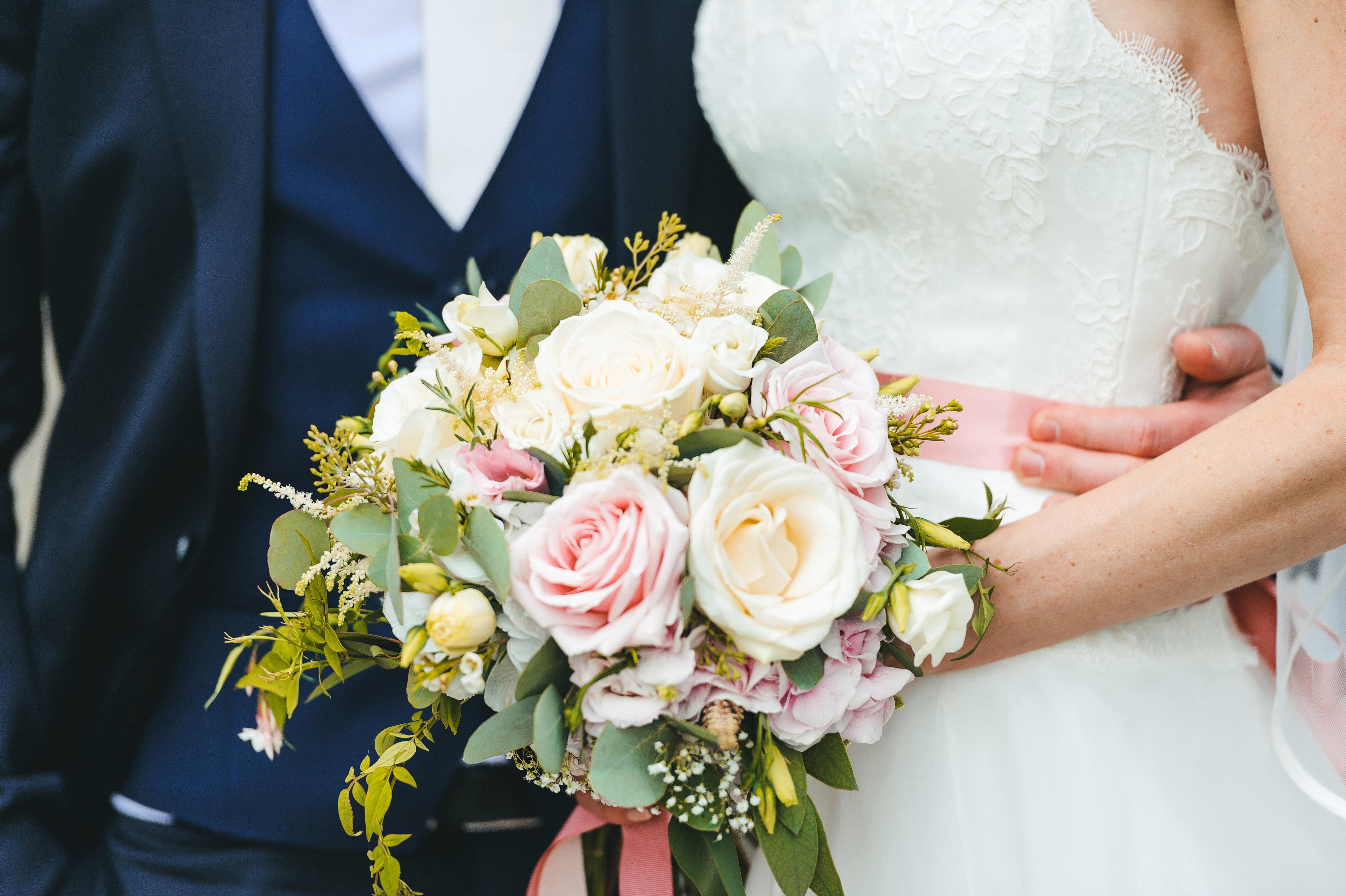 Helen & Andrew 8 designer wedding dresses by Caroline Castigliano