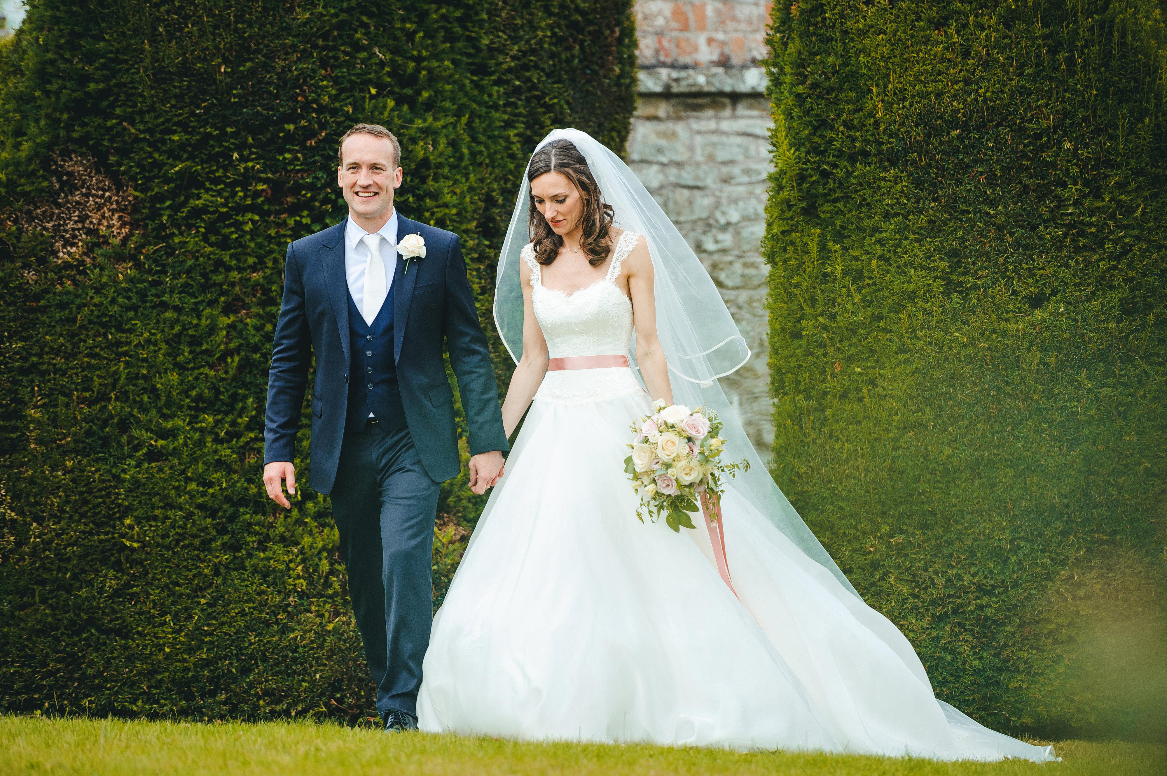Helen & Andrew 12 designer wedding dresses by Caroline Castigliano