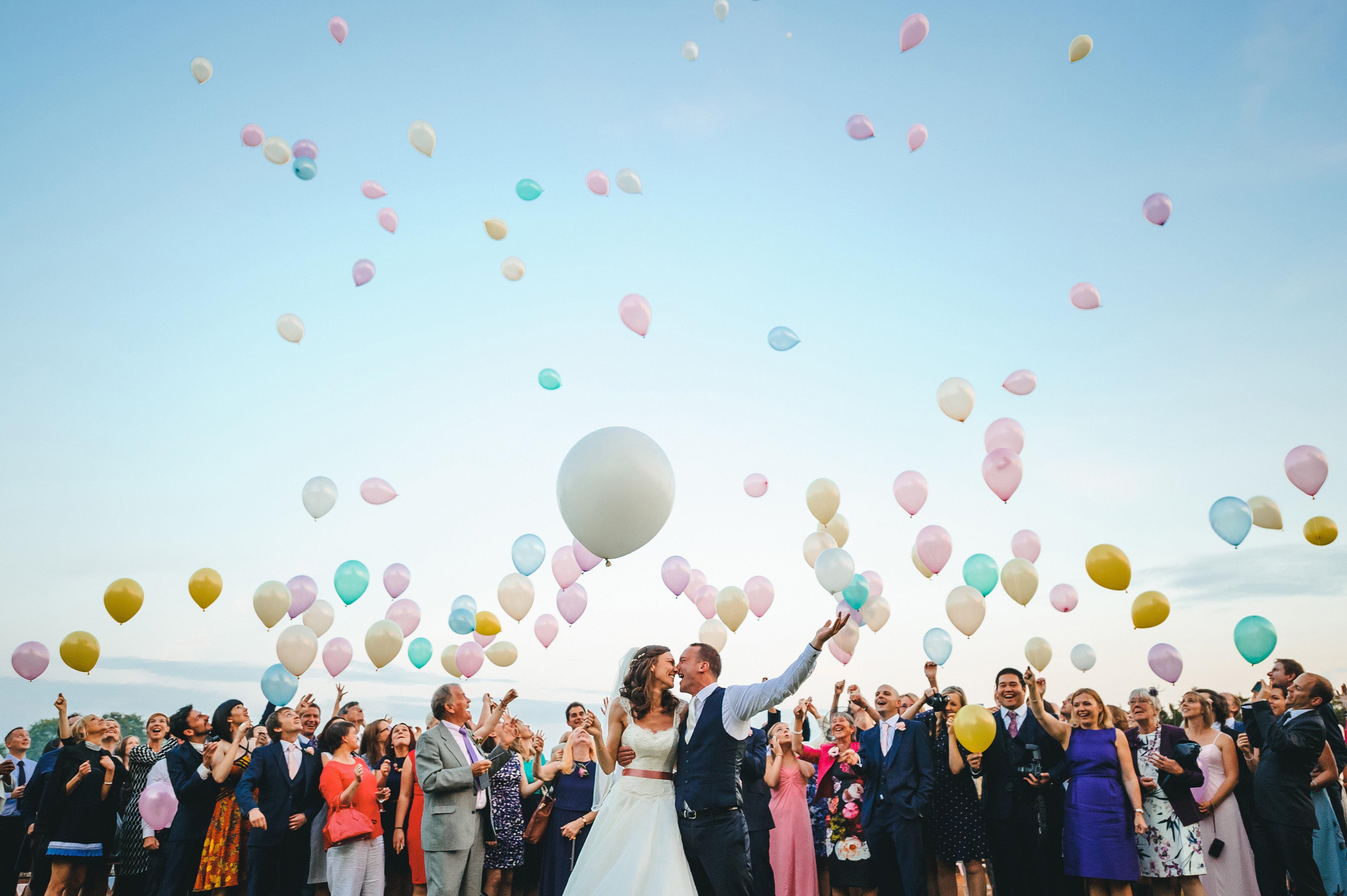Helen & Andrew 17 designer wedding dresses by Caroline Castigliano