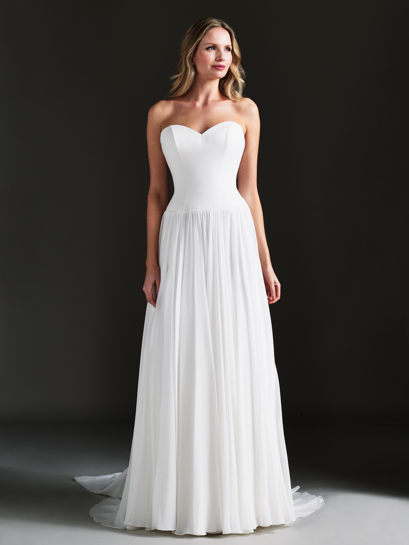 Greta designer wedding dress by Caroline Castigliano