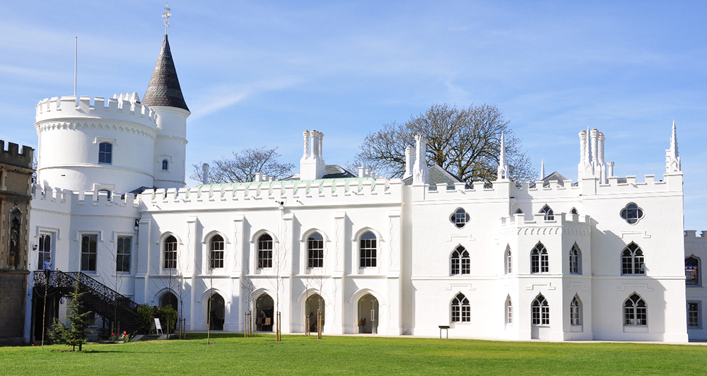 Strawberry Hill House Caroline Castigliano Weddings